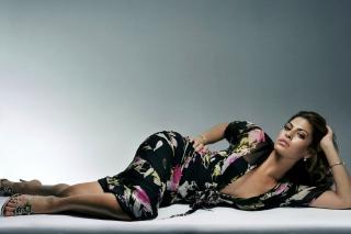 Eva Mendes - Obrázkek zdarma pro 480x320