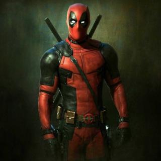 Ryan Reynolds as Deadpool - Obrázkek zdarma pro 1024x1024