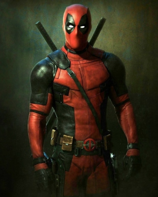 Ryan Reynolds as Deadpool - Obrázkek zdarma pro iPhone 6 Plus