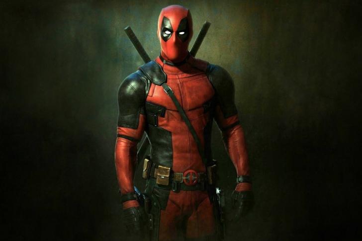 Ryan Reynolds as Deadpool wallpaper