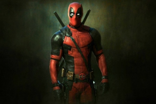 Ryan Reynolds as Deadpool - Fondos de pantalla gratis para Nokia Asha 201