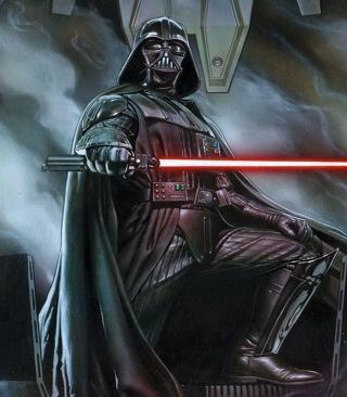 Darth Vader - Obrázkek zdarma pro 768x1280