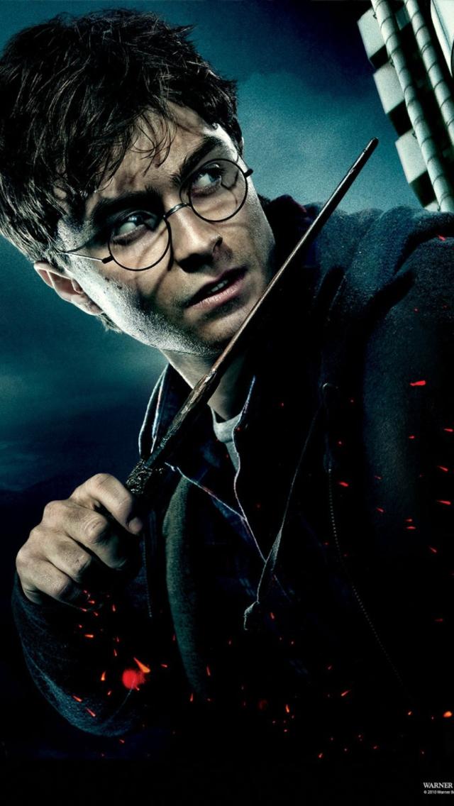 Harry potter and deathly hallows fondos de pantalla for Fondos de pantalla de harry potter