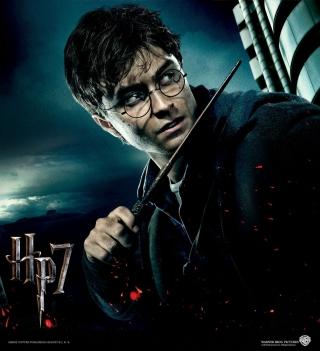 Harry Potter And Deathly Hallows - Obrázkek zdarma pro iPad 2