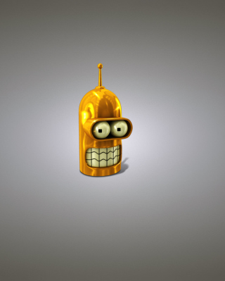 Futurama, Bender Rodriguez - Obrázkek zdarma pro Nokia C3-01