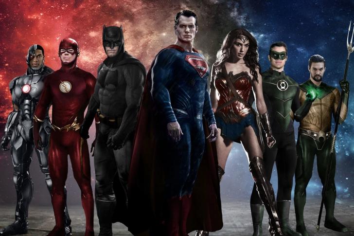 Batman v Superman Dawn of Justice Band wallpaper
