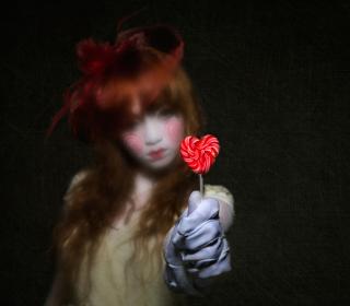 Heart Candy - Obrázkek zdarma pro iPad Air