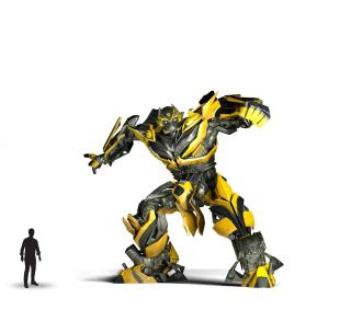 Bumblebee (Transformers) - Obrázkek zdarma pro iPad mini