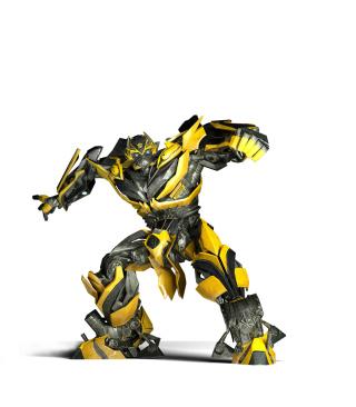 Bumblebee (Transformers) - Obrázkek zdarma pro iPhone 5