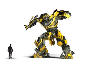 Bumblebee (Transformers) - Obrázkek zdarma pro Samsung Galaxy Tab S 8.4