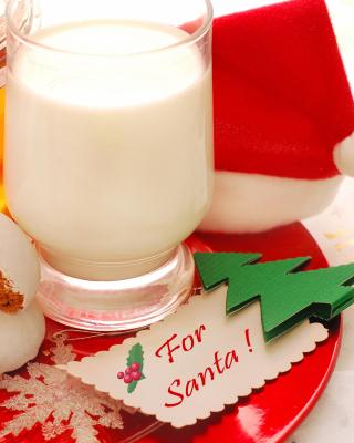 Gift for Santa - Obrázkek zdarma pro iPhone 5C