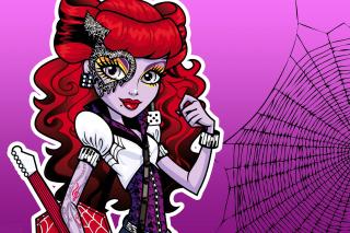 Monster High - Obrázkek zdarma pro Widescreen Desktop PC 1600x900