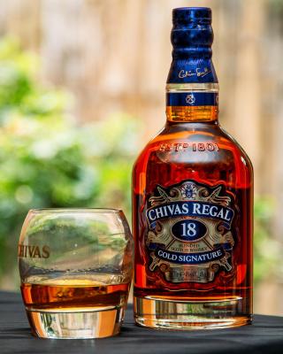 Chivas Regal 18 Year Old Whisky - Obrázkek zdarma pro Nokia Asha 203
