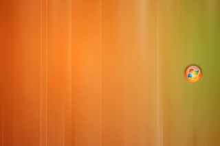 Orange Windows Wallpaper for Android, iPhone and iPad