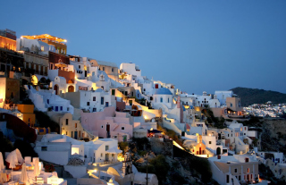 Architecture Greece Picture for Android, iPhone and iPad