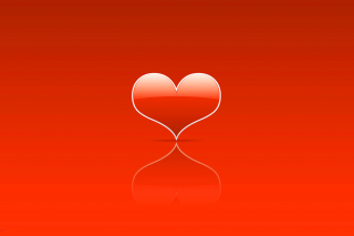 Red Heart Picture for Android, iPhone and iPad