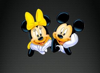 Mickey And Minnie - Obrázkek zdarma pro 1440x1280