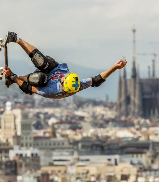 Crazy Jump - Obrázkek zdarma pro Nokia Asha 309