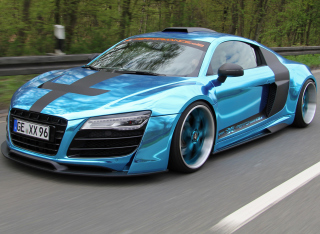 Audi R8 Wallpaper for Android, iPhone and iPad
