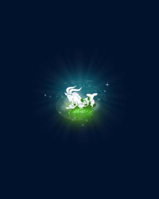 Capricorn - Obrázkek zdarma pro Nokia Asha 501