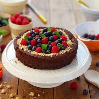 Berries Cake - Obrázkek zdarma pro 320x320