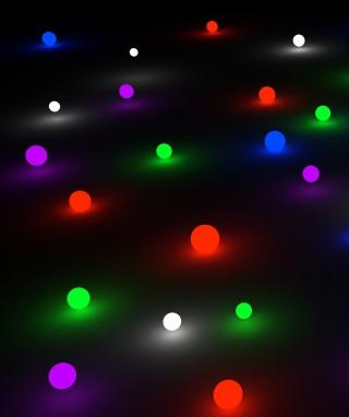Glow Marbles - Obrázkek zdarma pro Nokia C3-01 Gold Edition