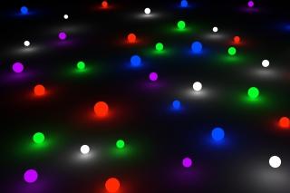 Glow Marbles - Obrázkek zdarma pro 1280x720