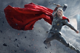 2013 Thor The Dark World Wallpaper for Android, iPhone and iPad