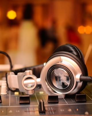 Hi Tech DJ Gadget - Obrázkek zdarma pro Nokia Asha 503
