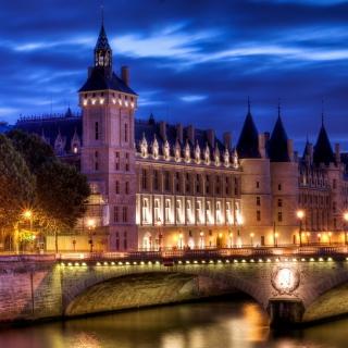 La Conciergerie Paris Palace - Obrázkek zdarma pro 1024x1024
