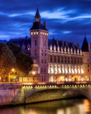 La Conciergerie Paris Palace - Obrázkek zdarma pro Nokia C7