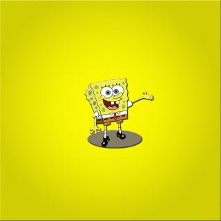 Sponge Bob - Obrázkek zdarma pro 208x208