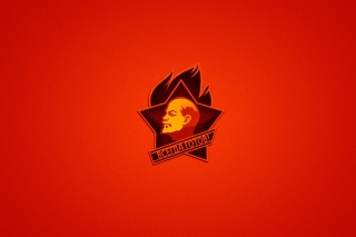 Free Lenin in USSR Picture for Android, iPhone and iPad