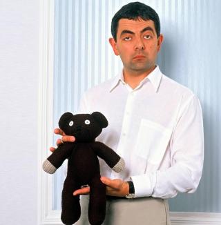 Mr Bean - Obrázkek zdarma pro iPad