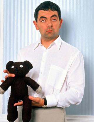 Mr Bean - Obrázkek zdarma pro 132x176
