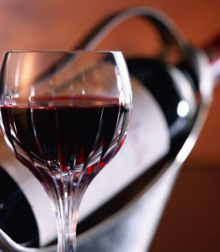 Italian Red Wine - Obrázkek zdarma pro iPhone 5C