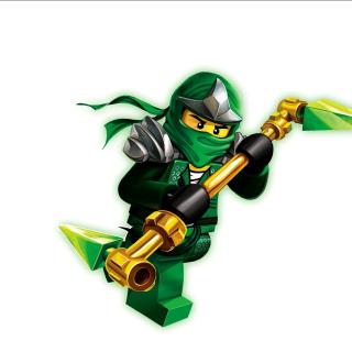 Lego Ninjago - Obrázkek zdarma pro iPad 2