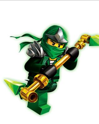 Lego Ninjago - Obrázkek zdarma pro Nokia C2-03