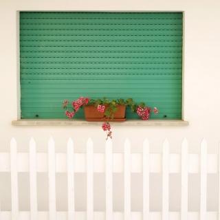 Balcony - Obrázkek zdarma pro iPad