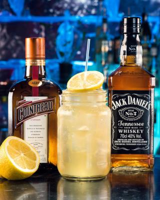 Cointreau and Jack Daniels - Obrázkek zdarma pro 480x854