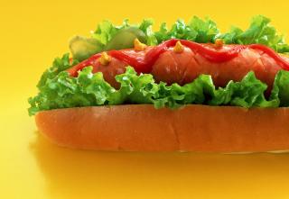 Картинка Delicious Hotdog на андроид