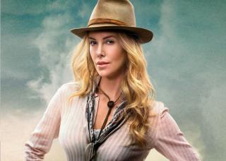 Charlize Theron - Obrázkek zdarma pro Fullscreen Desktop 1280x960