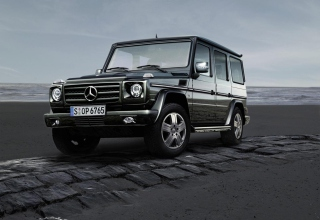 Gelandewagen Picture for Android, iPhone and iPad