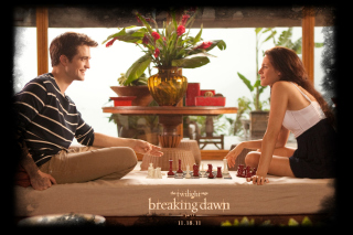 Twilight Breaking Dawn Picture for Android, iPhone and iPad