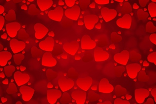 Hearts Background for Android, iPhone and iPad