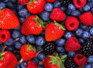 Berries Picture for Android, iPhone and iPad