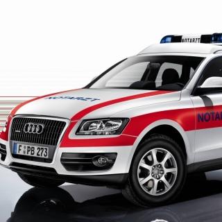Audi for doctors - Obrázkek zdarma pro 320x320