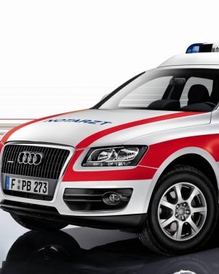 Audi for doctors - Obrázkek zdarma pro Nokia X2