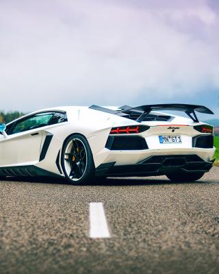Lamborghini Aventador - Obrázkek zdarma pro Nokia C1-01