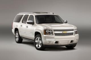 Chevrolet Suburban 2015 Large SUV - Fondos de pantalla gratis Stub device